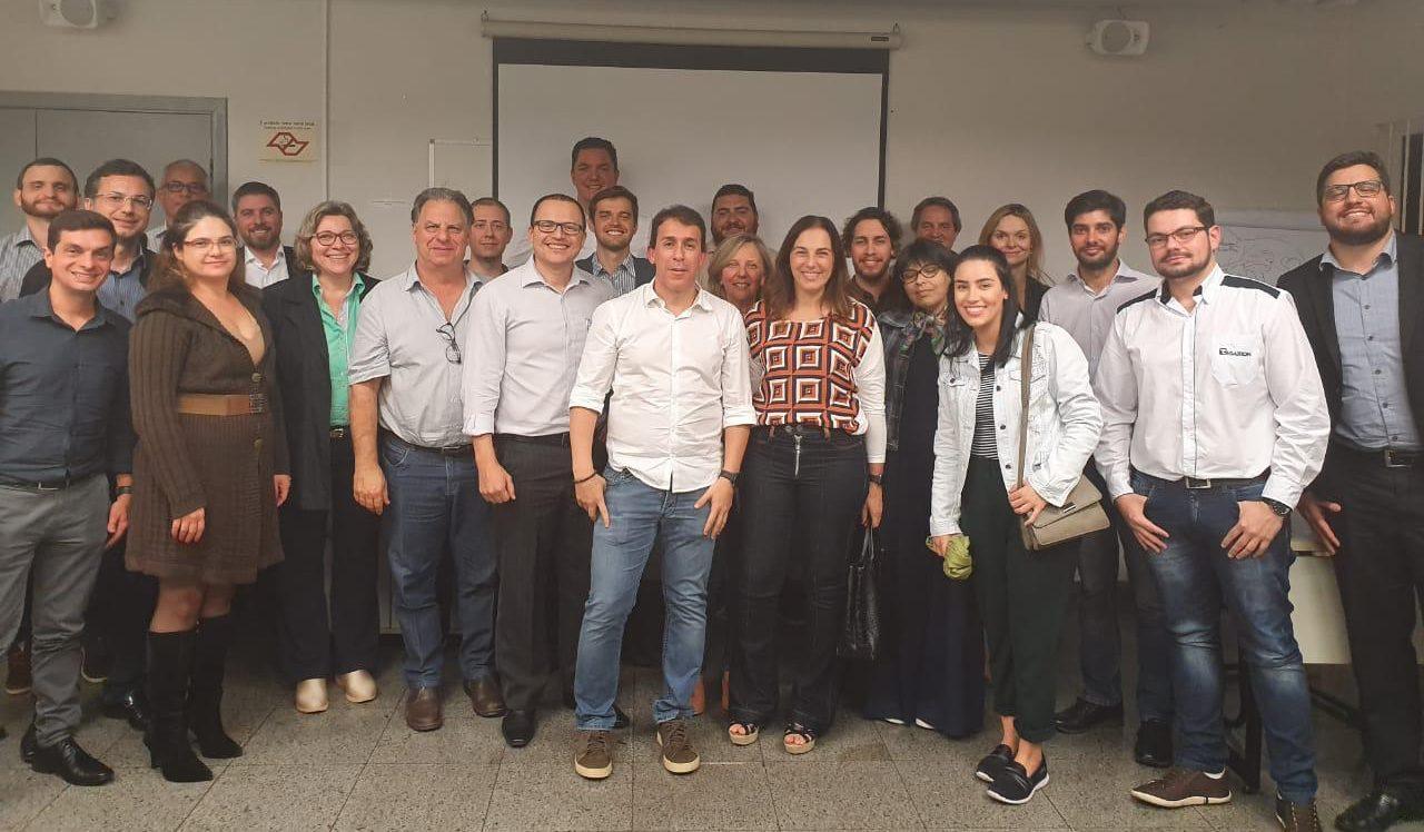 Mentoria em Grupo com Ricardo Cardo, CEO da Enforce