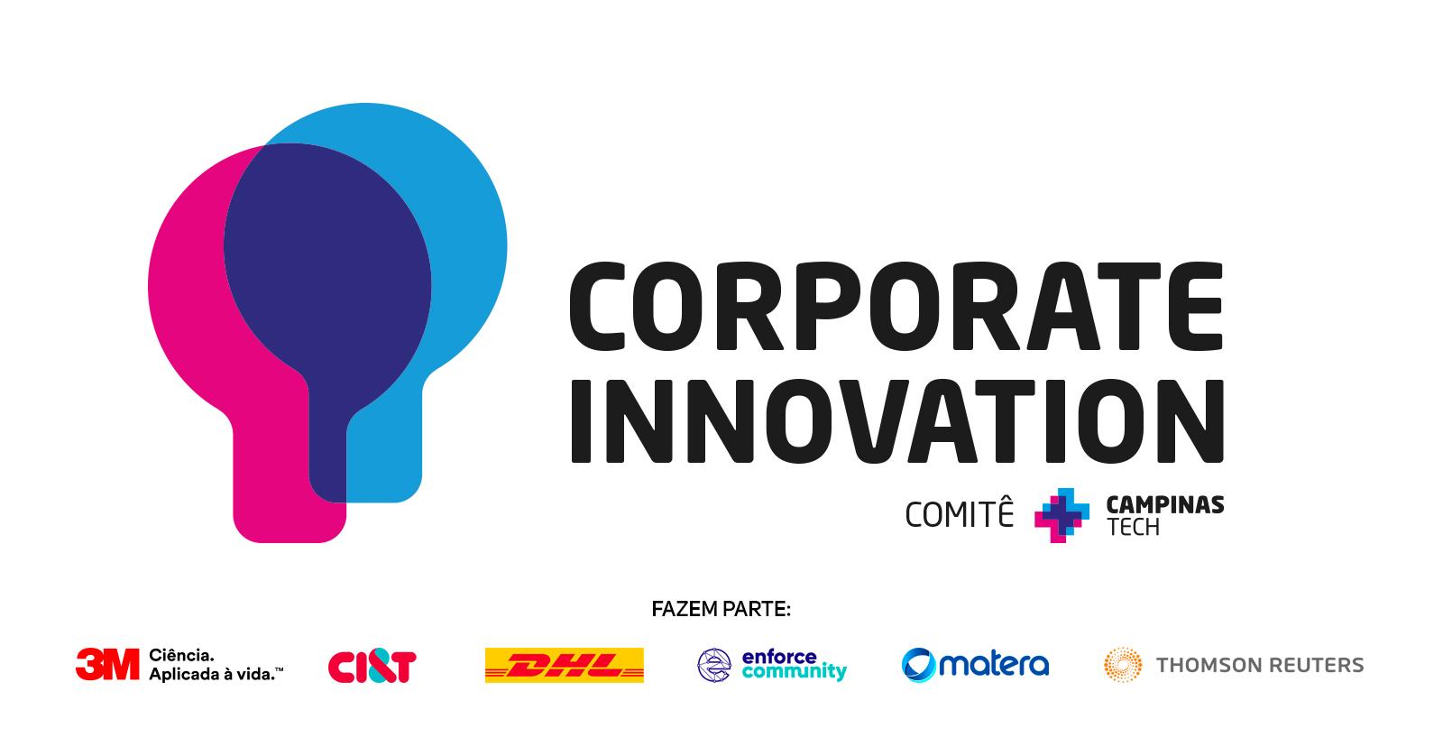 Comitê Campinas Tech de Corporate Innovation