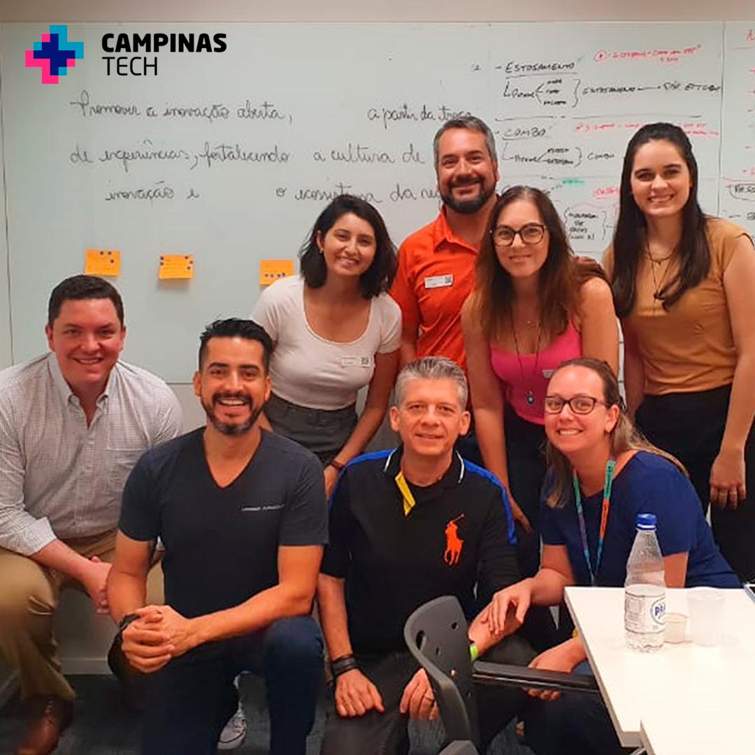 1ª Reunião de Corporate Innovation Campinas Tech